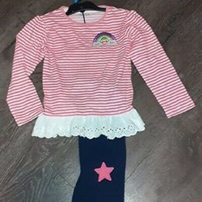 Girls outfit - New - Aged 6-7