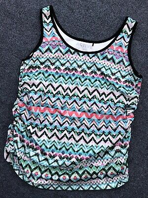 Blooming Marvellous Mothercare Maternity Active Wear Vest Large