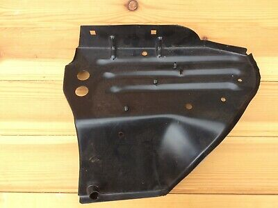 Fiat X19 X1/9 engine bay right replacement panel, NEW