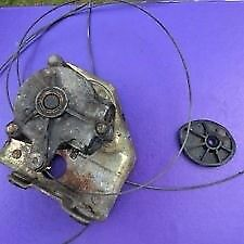 Fiat X19 X1/9 window cable Left hand, 1984