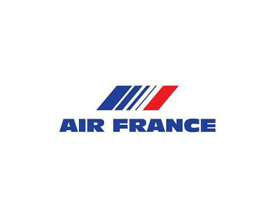 Air France Airlines Sticker Vinyl Decal 2-218