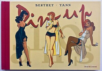 Pin Up - Neuf - Berthet - Version Classique - Horizon Bd - A1