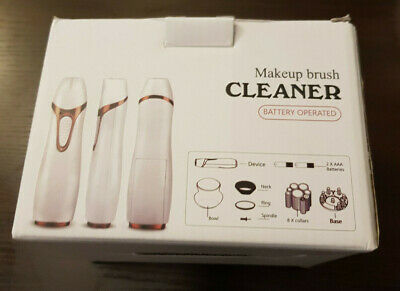 New Makeup Brush Cleaner Battery Operated