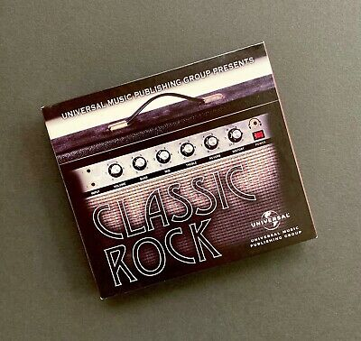 CLASSIC ROCK 4 CD Set - The Beatles, The Who, Kiss, David Bowie, GREATEST HITS