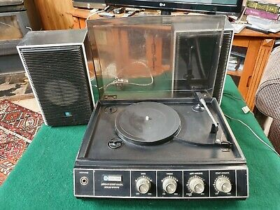Vintage Retro AWA OS 50 Solid State Record Player