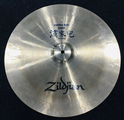 "Rare Beautiful Zildjian 16"" China Boy High"