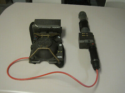 Ghostbusters 2016 Mattel Proton Pack, child size projector, working