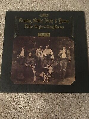 Déjà Vu by Crosby, Stills, Nash & Young (Vinyl, Classic Records)