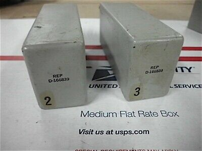 Western Electric - Pair of D-166839 Rep Transformers