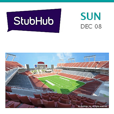Indianapolis Colts at Tampa Bay Buccaneers Tickets - Tampa