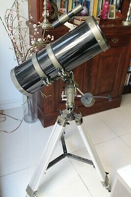 Seben 1400-150 Boss Eq3 Reflector Telescope sturdy professional quality unit