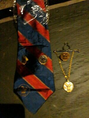 Euclid's 47th Problem Pythagorean Theorem Masonic TIE TIE BAR & PIN SET