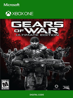 Gears of War: Ultimate Edition - XBOX ONE *CD-KEY Digital Download* 🔑🕹🎮