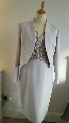 Gorgeous Phase Eight Mother of the Bride/Groom Dress & Jacket Size 12. Used once