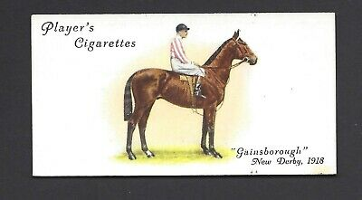 Player - Derby And Grand National Winners - #11 Gainsborough