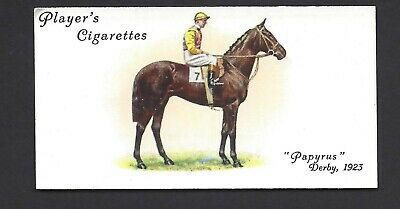 Player - Derby And Grand National Winners - #16 Papyrus