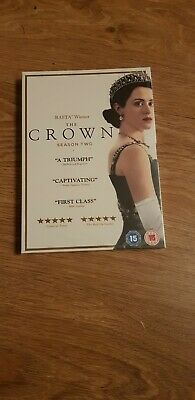 The Crown Season 2 UK DVD Brand New/Sealed - Plus Special Features