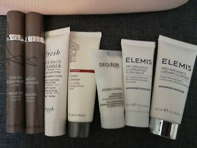 cleansers Inc sarah Chapman travel sizes new