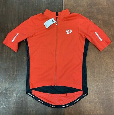 Pearl Izumi Escape Jersey Men/'s Medium Torch Red New with Tags