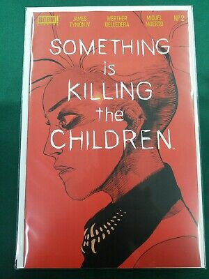 Something is Killing the Children #2 Main Cover Boom! 2019