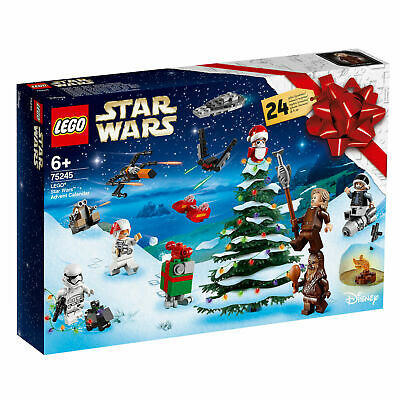 LEGO 75245 Star Wars 2019 Advent Calendar 24 Doors to Open 280 Pieces Age 6+ NEW