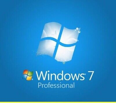 Windows 7 Professional Product Key -same day Delivery - Full Version - 32/64 Bit