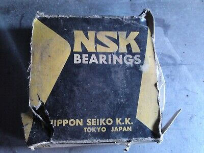 NSK 6313 Deep Grooved Roller Bearing 65 x 140 x 33 mm
