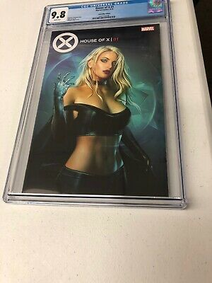 House Of X #1 Shannon Maer Variant CGC 9.8 Comic Mint Variant