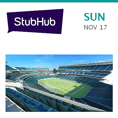 New England Patriots at Philadelphia Eagles Tickets - Philadelphia
