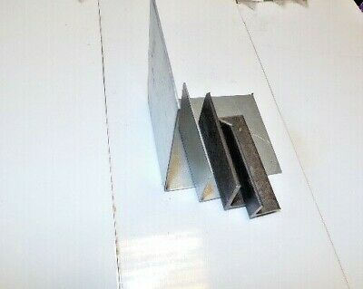 Angle iron (Mild steel Angle) in 1 Metre lengths cut or longer on request.