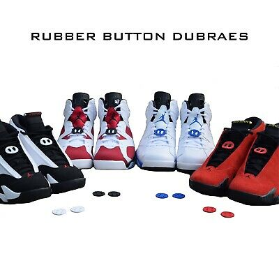 Rubber Button Yeezy Inspired Colorful Dubraes Lace Locks Dubrae Buy 2 Get 1 Free