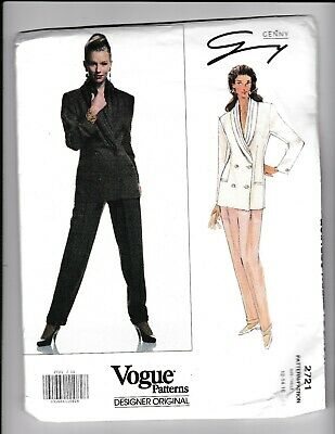 Vogue Sewing Patterns Assorted designs modern vintage retro