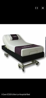 HALF PRICE Hospital bed/Adjustable bed  As New I-Care IC333