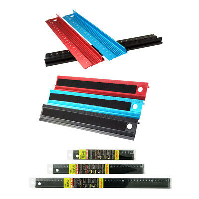 Aluminum Alloy Multifunctional Anti Slip Straight Ruler Protection Drawing Tool
