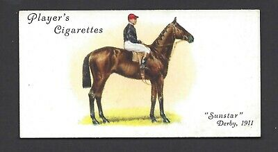 Player - Derby And Grand National Winners - #4 Sunstar