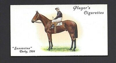Player - Derby And Grand National Winners - #17 Sansovino