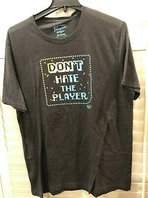 Ace Cracker World Series of Poker Don/'t Hate The Game Hate Player T Shirt Tee
