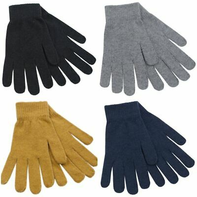 Womens Ladies Undercover Thermal Wool Mix Winter Magic Gloves