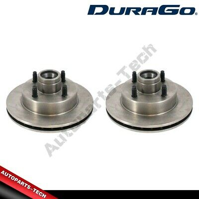 For 1974-1980 Ford Pinto Brake Rotor and Hub Assembly Front 77762CD 1978 1976