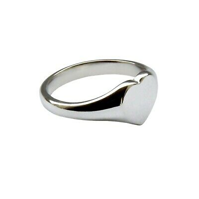 Details about  /Square Signet Ring 925 Sterling Silver 10x10mm UK Made HM Bespoke Solid G-W