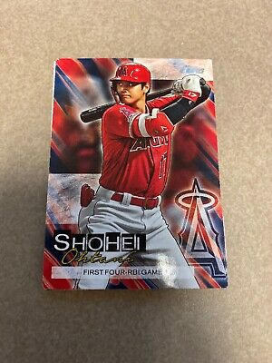 2019 Topps Update Shohei Ohtani Highlights Pick Your Card