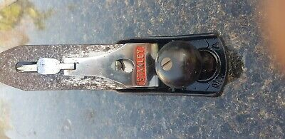 Stanley No 4 Hand Plane Made In England