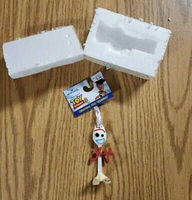 2019 Hallmark Ornament Forky Toy Story 4 Disney Pixar NEW IN HAND READY TO SHIP