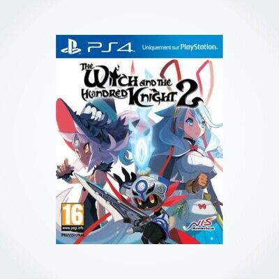 The Witch and The Hundred Knight 2 sur PS4 / Neuf / Sous Blister / VF