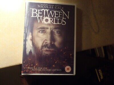 Between Worlds - DVD, 2019, Nicolas Cage, Supernatural Thriller, UK Region 2