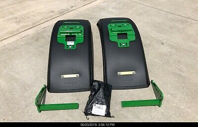 John Deere BW16094 Fenders for Large Farm Tractor Take Offs From JD Demo Tractor