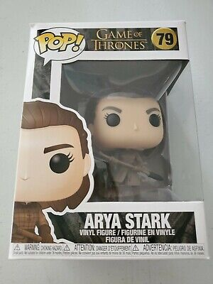Funko Pop! Arya Stark #79 Game Of Thrones Series