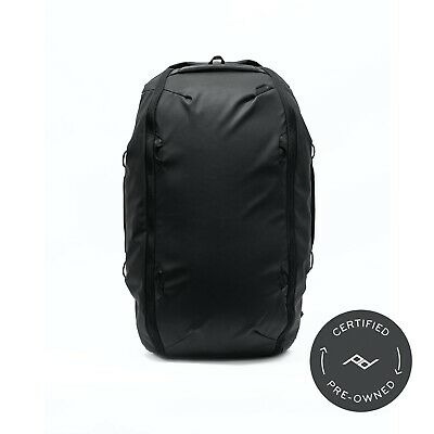Peak Design Travel Duffelpack 65L (Black) - PD Certified