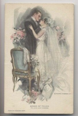 COUPLE Mariage - Sense of Touch to love and cherish - Harrisson Fisher - Wedding