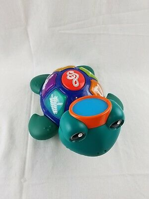 Baby Einstein Neptune Orchestra Musical Turtle Infant Toddler Light Up Toy